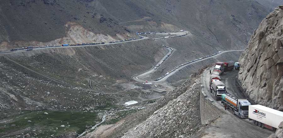 salang corridor repair and maintenance